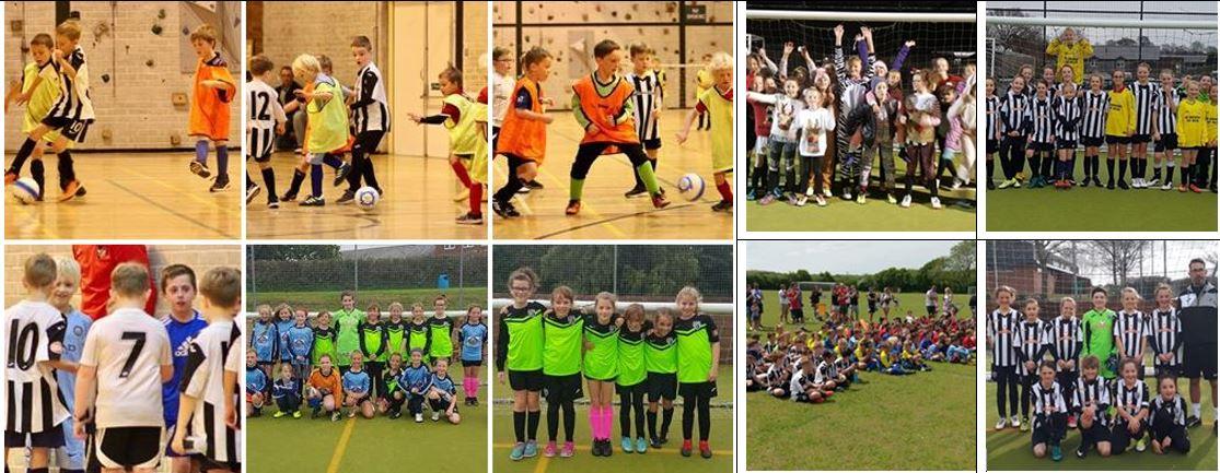 Youth Football In North Devon